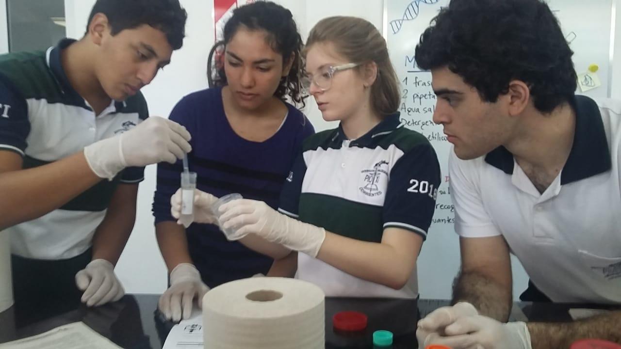 Extracción de ADN para muestras forenses